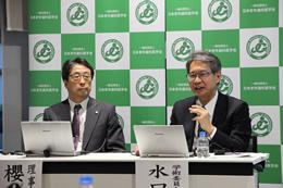 (一社)日本老年歯科医学会、報道発表および報道説明会を開催
