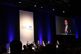 モリタ創業100周年記念シンポジウム開催