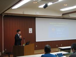 阪大歯学部同窓会、第489回臨床談話会を開催