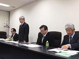 (一社)日本歯科医学会連合、記者会見を開催