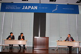 NATIONAL SYMPOSIUM OSTEOLOGY JAPAN開催