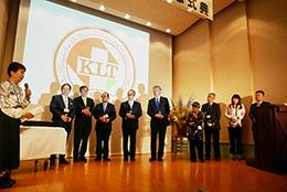 川口歯科医院、100周年記念式典を開催