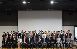OJ 2017年 年次ミーティング開催