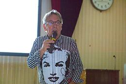 松風、Luiz Narciso Baratieri教授来日講演会を開催