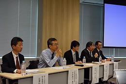 再生医療等データ登録システムに関する3者合同記者会見開催