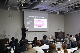 「口腔内スキャナーによるリアル・デジタルデンティストリー」開催