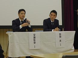 日本大学歯学部同窓会、生涯研修2017講演会を開催