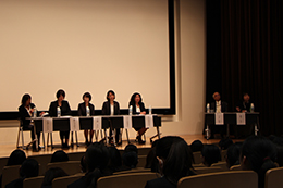 東京歯科大学短期大学開学記念フォーラム開催