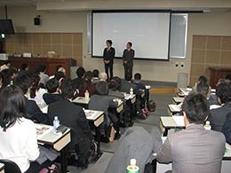 東京医科歯科大学歯科同窓会、第55期Part1 No.14 講演会を開催