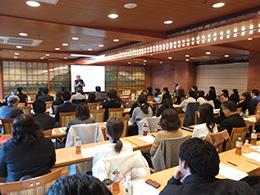 (一社)歯科業務標準化機構、新年研修会を開催