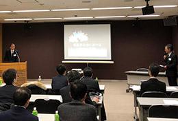 九州歯科大学同窓会主催・関東地区連合会共催学術講演会開催される