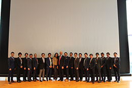 5-D FST講演会:ESTHETIC DENTISTRY開催
