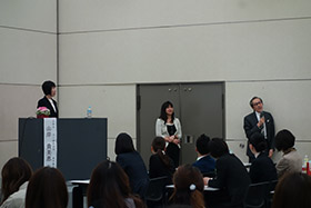 DHスタディグループKOKO、10周年記念講演会を開催