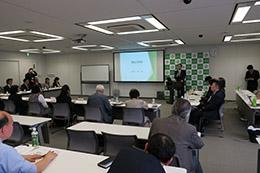 (一社)日本老年歯科医学会、パネル会議を開催
