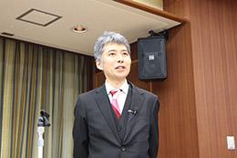 阪大歯学部同窓会、第504回臨床談話会を開催