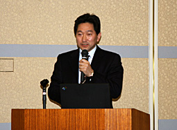 広島大学歯学部同窓会講演会開催