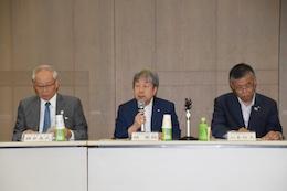 三師会と四病協、合同記者会見を開催