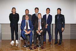 「スタディグループ DOUBLE TOKYO立ち上げ記念講演会」を開催