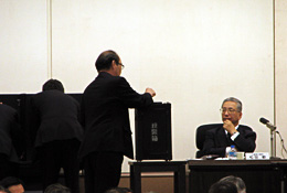 日歯、159回代議員会を開催