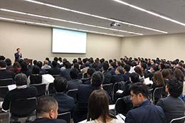 日本臨床歯科医学会東京支部、2018年度第2回ステップアップミーティングを開催