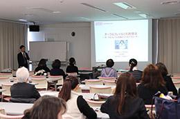 埼玉県女性歯科医師会中央ブロック講演会開催