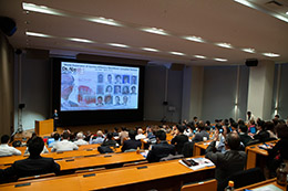 The 3rd Biannual International Removable Denture MeetingおよびJapan Plate Denture Association's official course Abe's Suction Denture Lecture & Live Demonstration開催