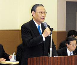 東京都歯科医師会第167回代議員会開催