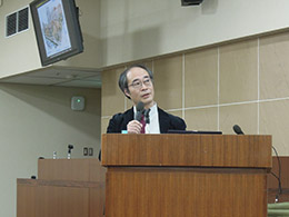 東京医科歯科大学技友会主催による学術講演会開催