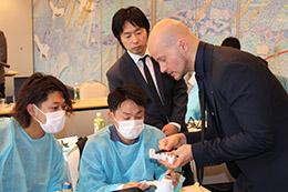 BBA Academy Tokyo Japan開催