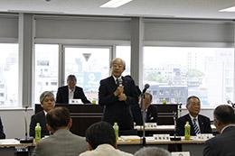 日歯連盟、第138回臨時評議員会を開催