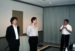 NGSC summer seminar 2007