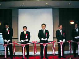 日本メディカルマテリアル株式会社、新製品発表会を開催