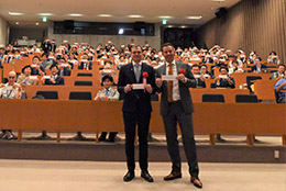 BioHorizons global education tour 2019 Tokyo開催