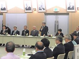 第14回国民医療推進協議会総会開催