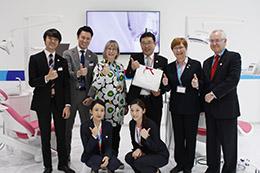 フィンランド社会保健大臣、Planmeca Japan社を表敬訪問