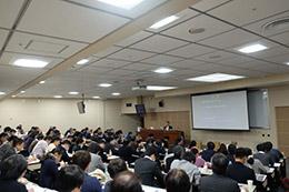 東京医科歯科大学歯科同窓会、第57期Part1(No.12)講演会を開催