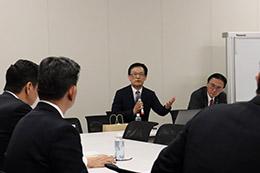 国民皆歯科健診を実現する会、第1回勉強会を開催