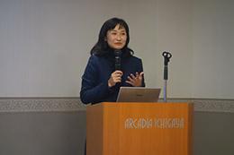 深井保健科学研究所、グローバルセミナーを開催