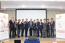 TRIデンタルインプランツ株式会社開設記念セミナー開催