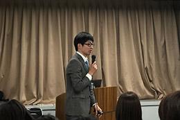 第1回OHRL academy講演会開催