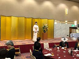 (公社)東京都歯科衛生士会、令和二年の新春のつどいを開催