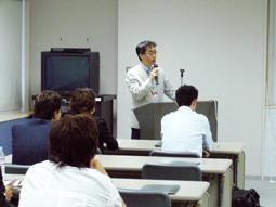 「村上伸也先生 特別講演会」開催