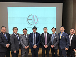 EN東京発足記念講演会開催