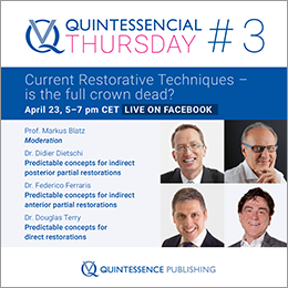 Webinar「Quintessential Thursday」、#3が全世界へライブ配信
