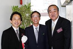 東京都歯科技工士会新事務所が披露される