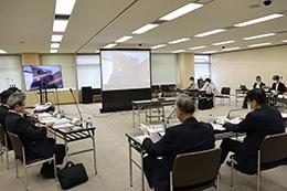 第130回都道府県歯科医師会会長会議、オンラインで開催