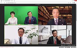日本アンチエイジング歯科学会、ウェブセミナーを開催