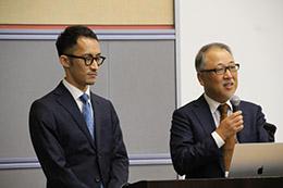 大阪大学歯学部同窓会学術講演会をライブ講演とウェビナーで開催