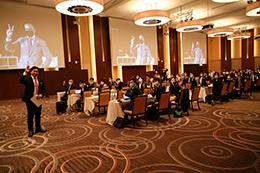 Dr. Coachman率いるDSDのセミナーが東京で開催