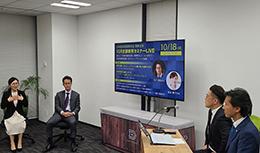 日本臨床歯周病学会関東支部、10月支部教育セミナーLIVEを開催